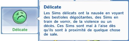 Sims 4 Destination Nature Délicat