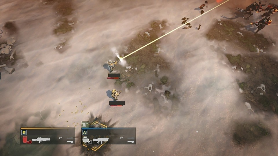 Helldivers matchmaking bug