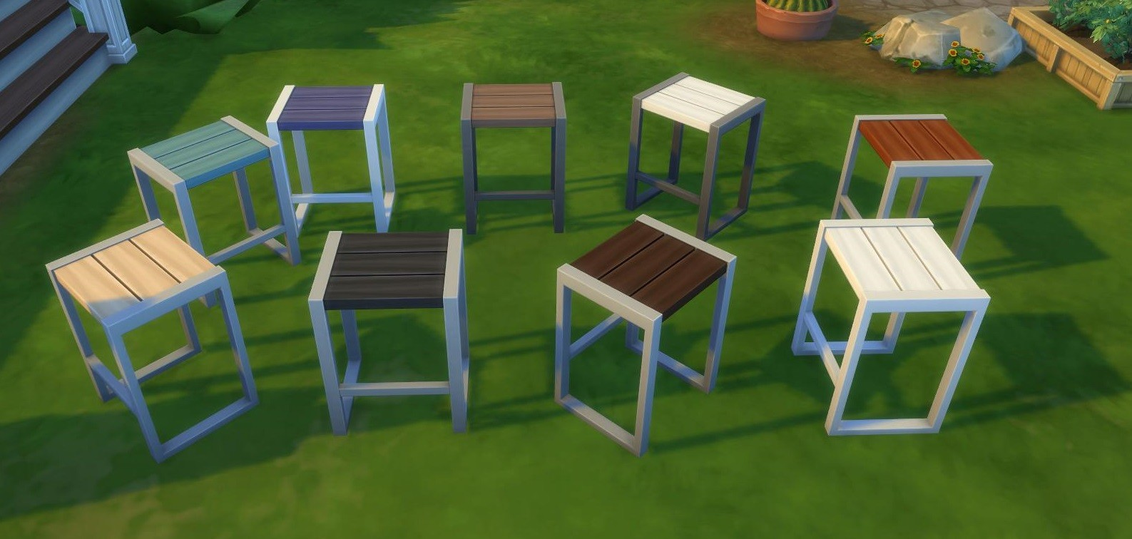Sims 4 Ambiance Patio Meubles 03 Next Stage