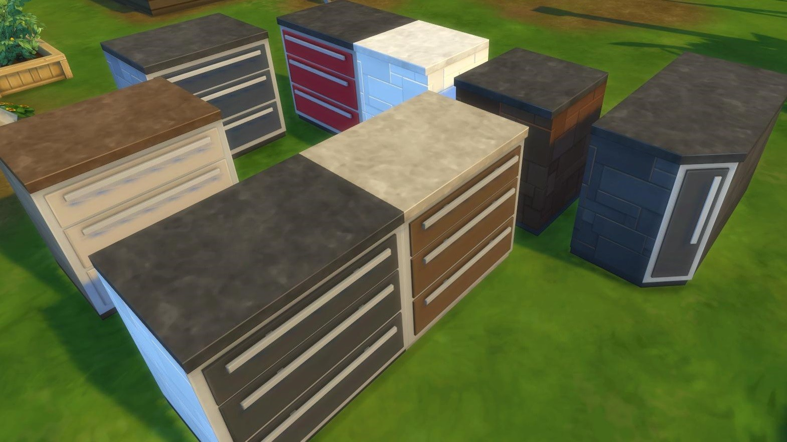 Sims 4 Ambiance Patio Meubles 07 Next Stage