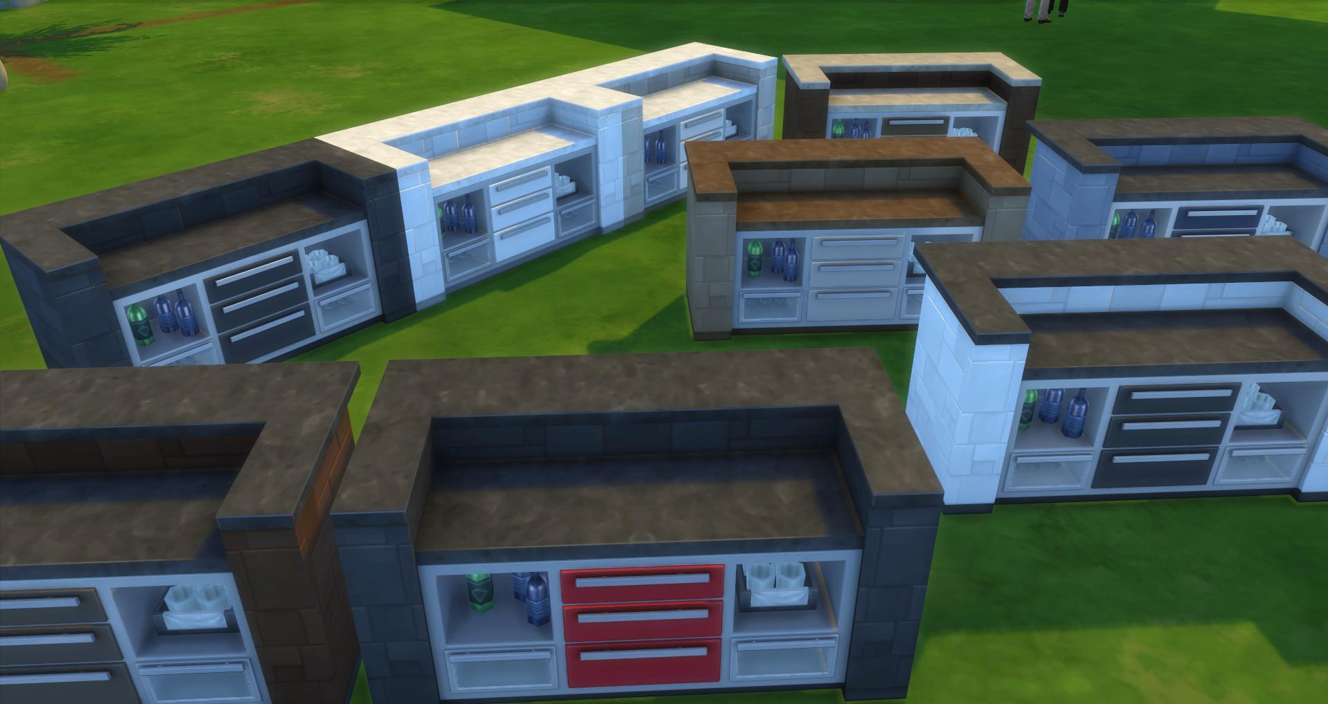 Sims 4 Ambiance Patio Meubles 14 Next Stage