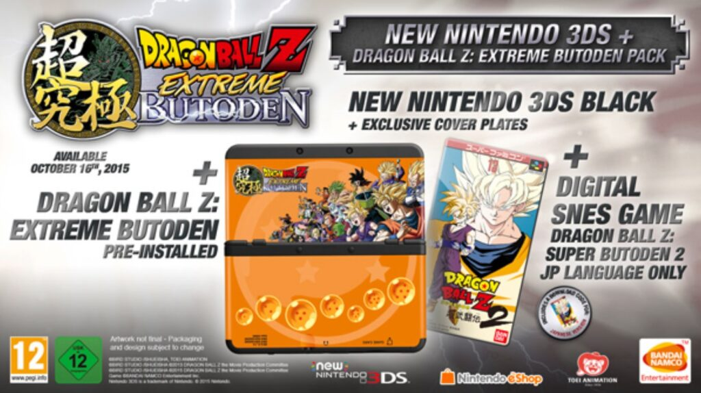 DBZ Extreme Butoden pack 01