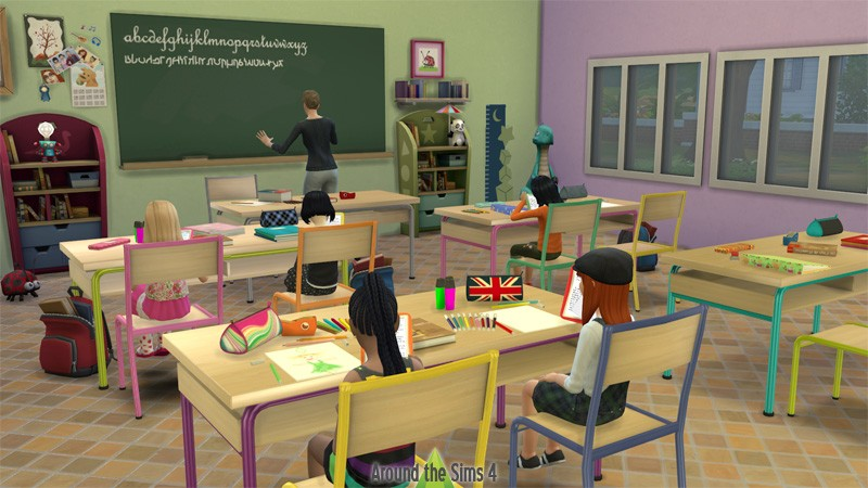 The Sims 4: Go to School Mod Pack, free and safe download. The Sims 4: Go to School Mod Pack latest version: Free Ad-on for Sims Fans. The Sims 4: Go to School Mod Pack is a special add-on that provides players with the opportunity