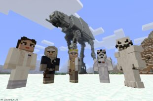 Minecraft - Pack Star Wars 02