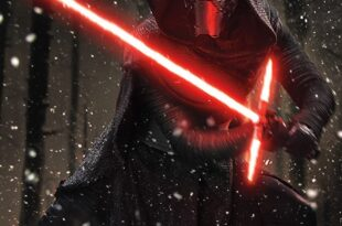 Star Wars 7 - 09 - Kylo Ren