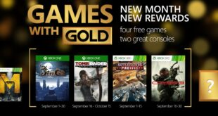 game with gold septembre