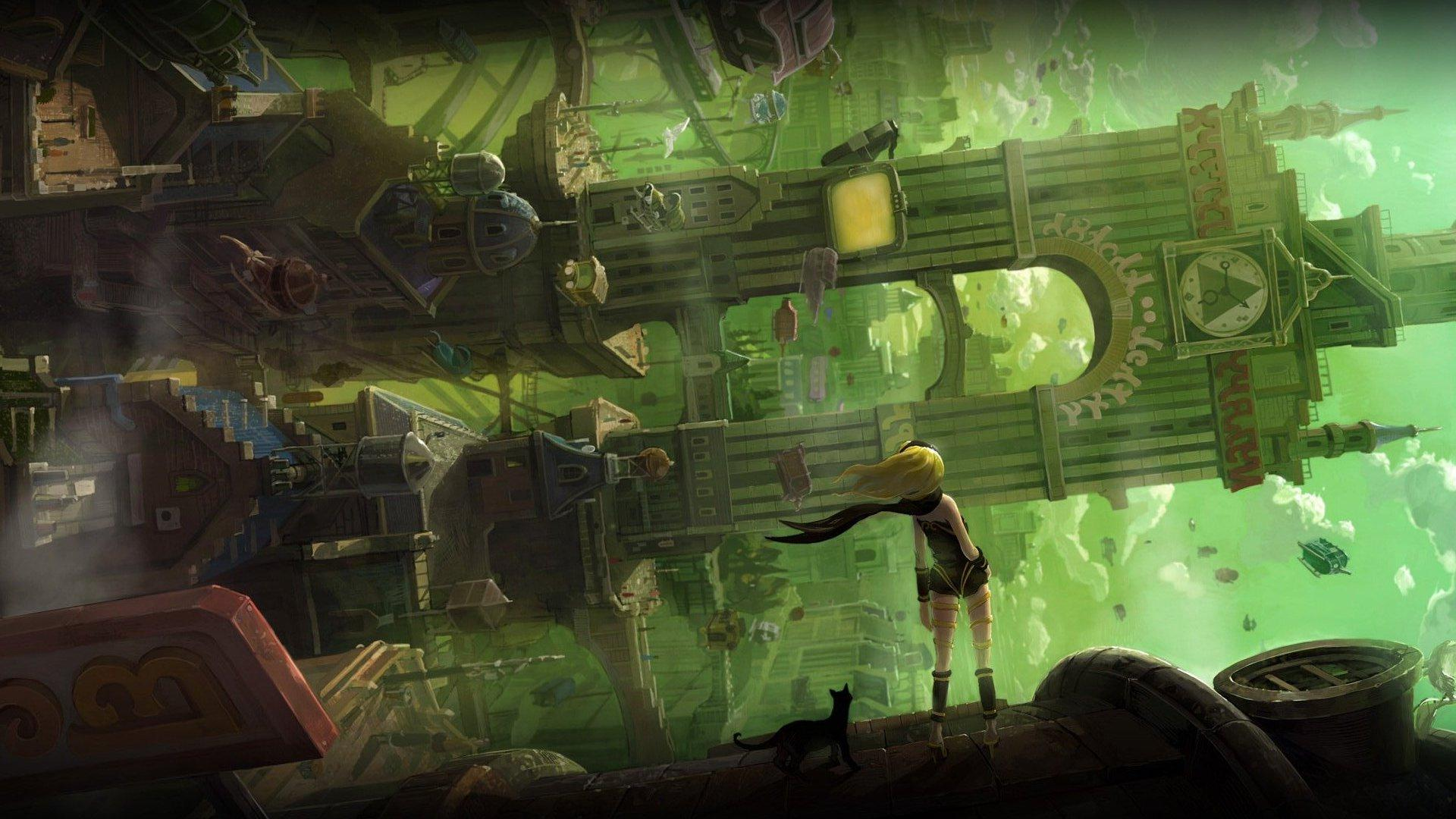 [Reflexion] Les oeuvres qui vous inspirent Gravity-Rush