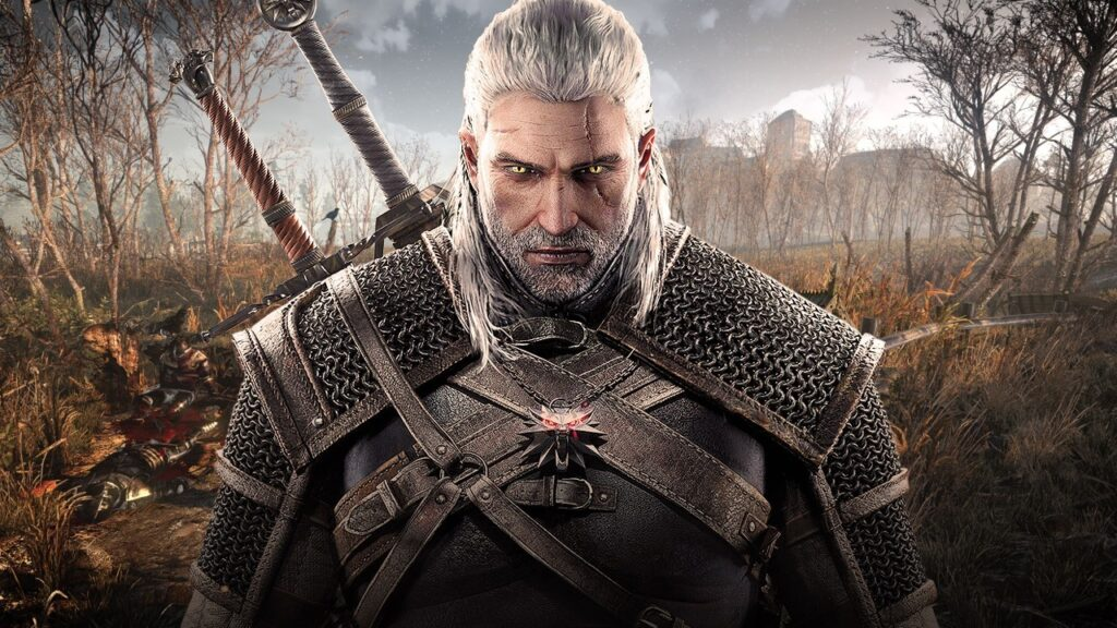 the witcher 3 ps5 series X