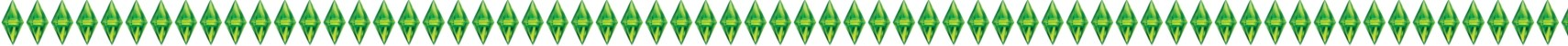Sims bannière diamants