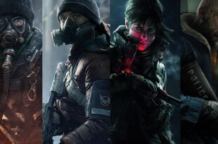 The Division maj 1.7 materiels classifiés