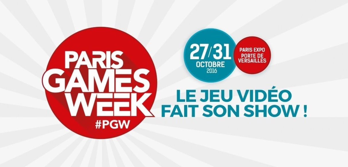 paris games week 2016 les billets sont en vente next stage. Black Bedroom Furniture Sets. Home Design Ideas
