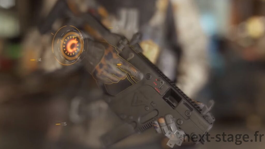 The division vector