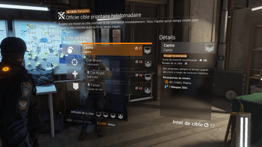 accepter matchmaking the division