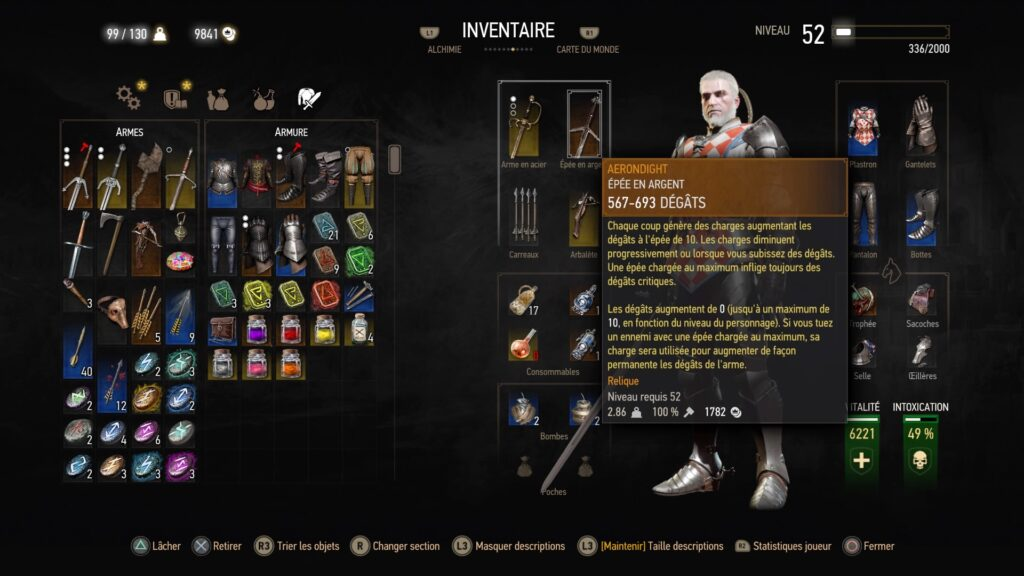 The witcher 3 Blood & wine