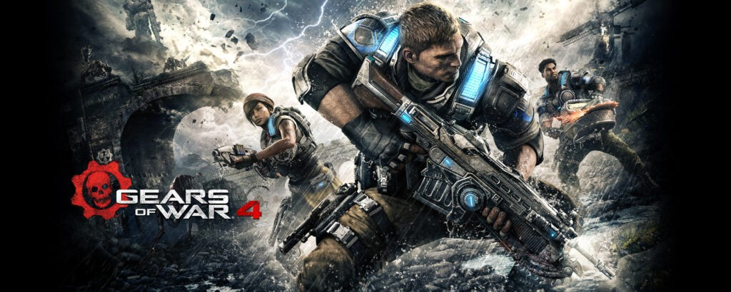 Gears of war 4 concours
