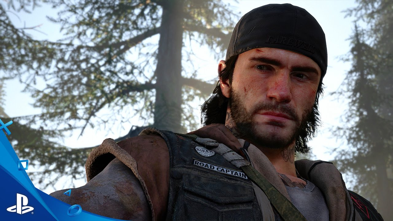 Days Gone gamplay