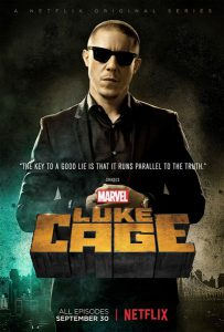 Theo Rossi - Luke Cage