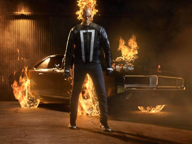 Agents of S.H.I.E.L.D - ghost-rider