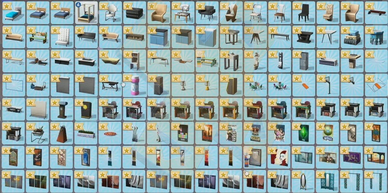 les sims 4 vie citadine mode achat complet 01 next stage. Black Bedroom Furniture Sets. Home Design Ideas