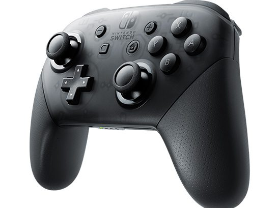 manette switch pro test