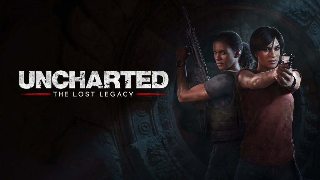 Uncharted The Lost Legacy PS4 making off