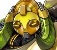 Overwatch portrait Orisa