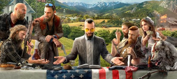 Far Cry 5 trailer gameplay