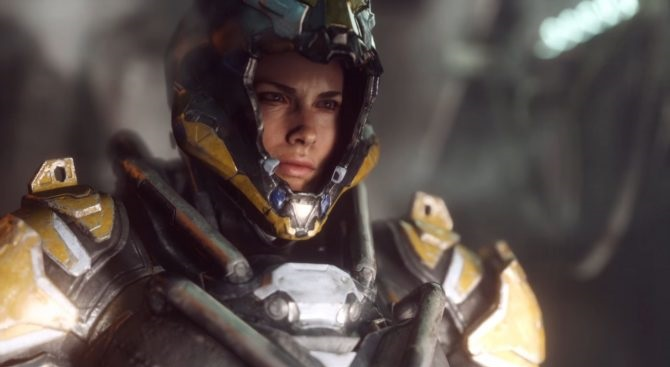 Anthem beta sortie