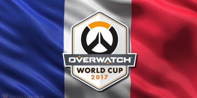 overwatch world cup 2017 france