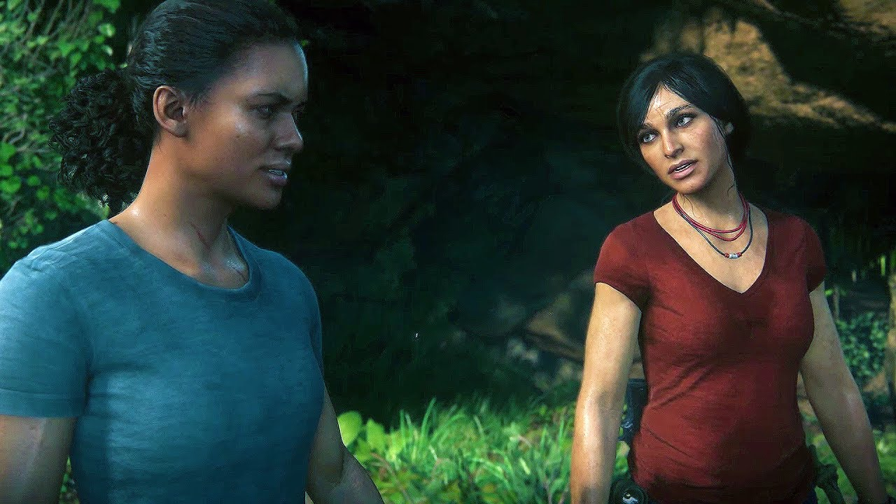 Uncharted the lost legacy test