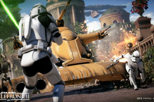 Star Wars Battlefront 2 beta assaut