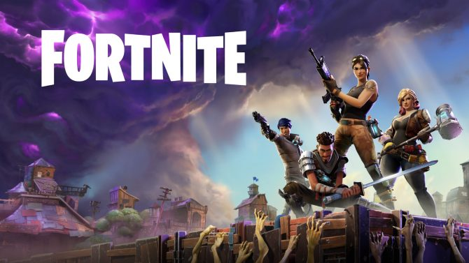Fortnite Patch v4.5 3 juillet 2018