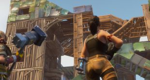 Fortnite_patch_1.4.5_patch1.07 _PS4
