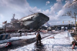 The Division mise a jour 1.8
