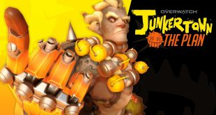 overwatch junkertown animation le plan