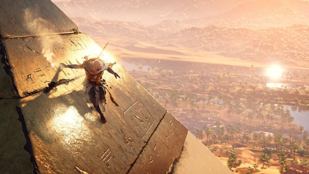 Assassins creed origins concours PS4 xbox one pc