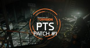 The Division PTS patch 1