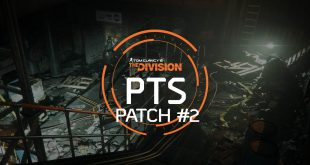 The Division PTS patch 2