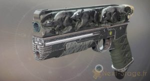 Destiny 2 empereur rats ornement