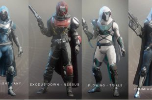 destiny ensemble armures