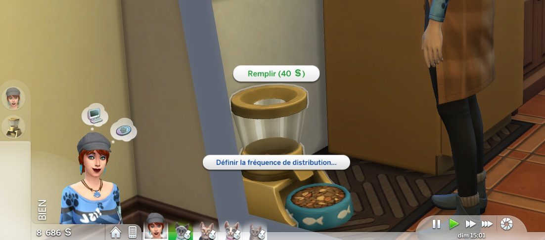 les_sims_4_chiens_chats_gamelle
