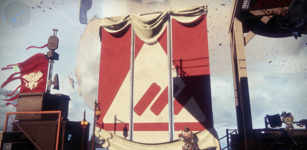 Destiny 2 nouvelle monarchie joutes des factions