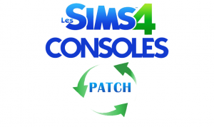 Les Sims 4 PATCH console