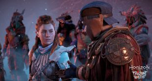 horizon zero dawn frozen wilds gameplay