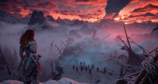horizon zero dawn the frozen wilds ps4