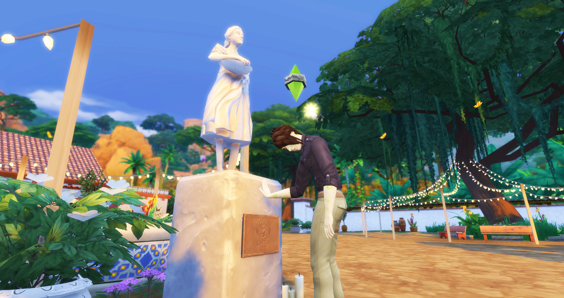 les_sims_4_jungle_statue_madre