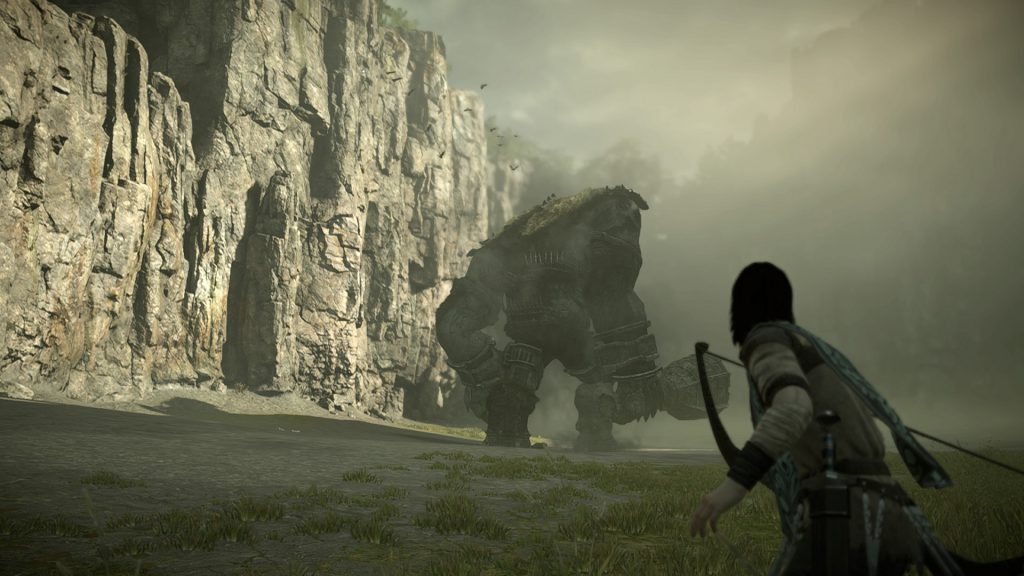 SHADOW OF THE COLOSSUS test