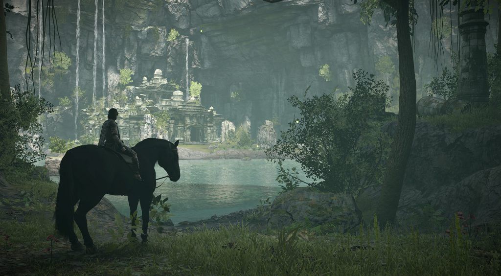 Shadow of the colossus test (7)