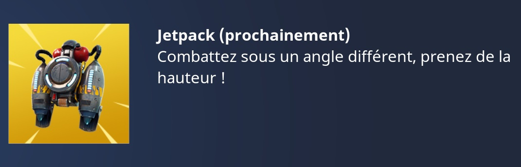 fortnite jetpacks