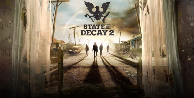 State of decay 2 configuration PC poids